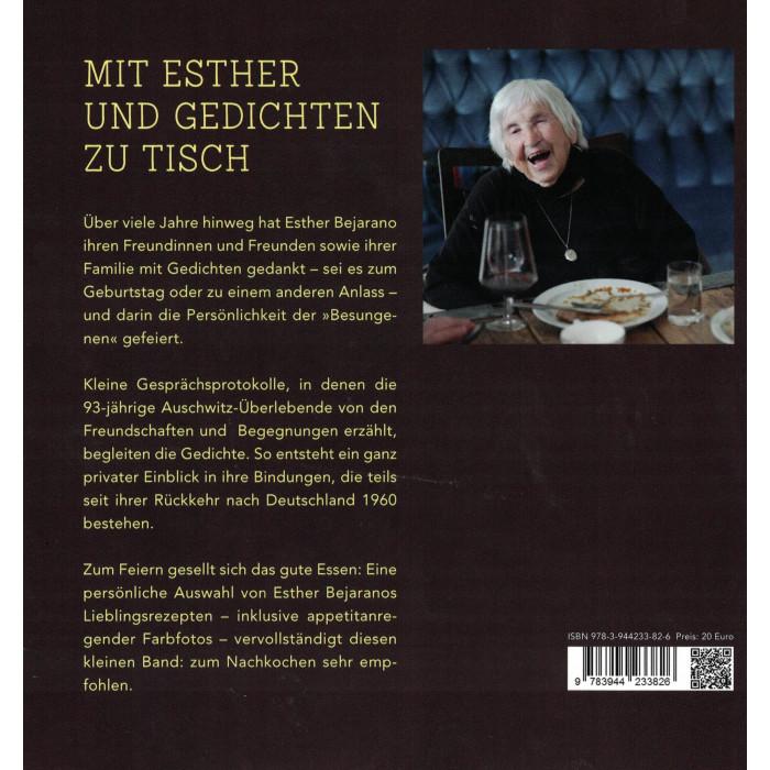 """Bejarano, Esther""""Gedichte und Gerichte"""""""