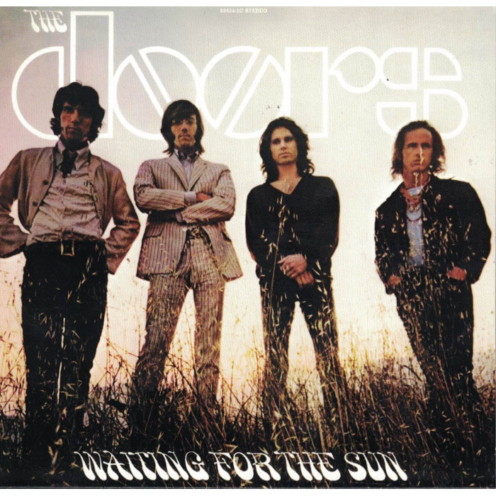 "CD-Box The Doors ""The complete Studio Recordings"""