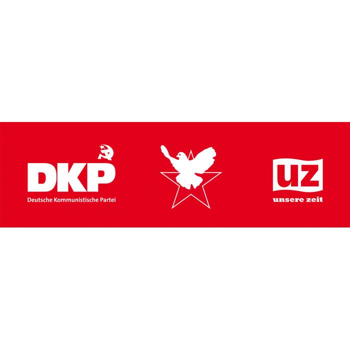 DKP Plane für den Infostand