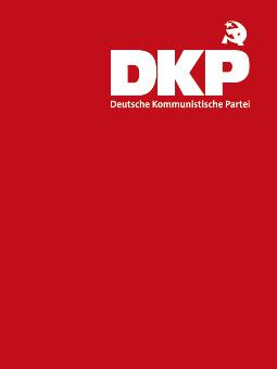Fahne DKP klein