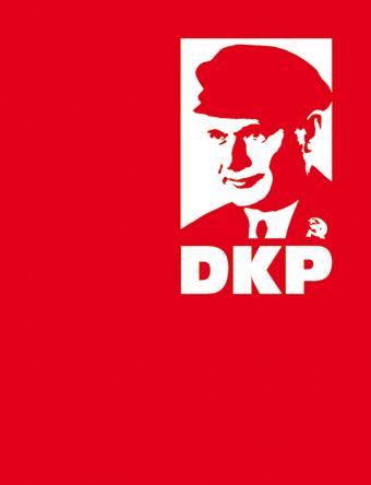 DKP Thälmann Fahne