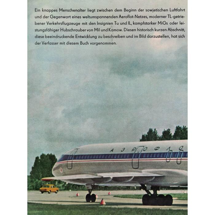 Karl-Heinz Eyermann - Die Luftfahrt der UdSSR 1917