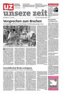 UZ Jahresabo Print