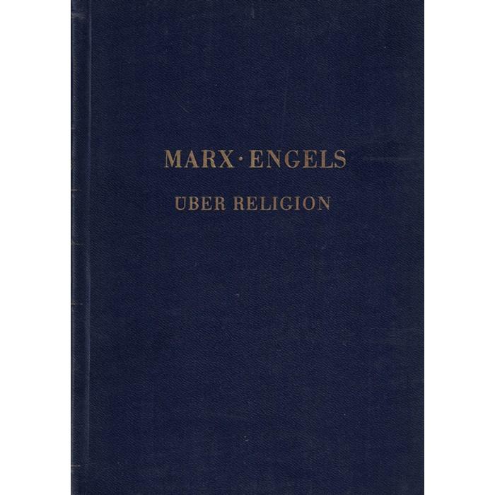 Marx – Engels – Über Religion