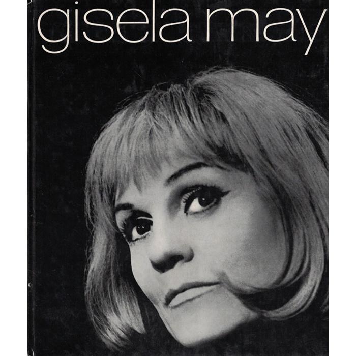 gisela may - Schauspielerin und Diseuse - Bildbiografie