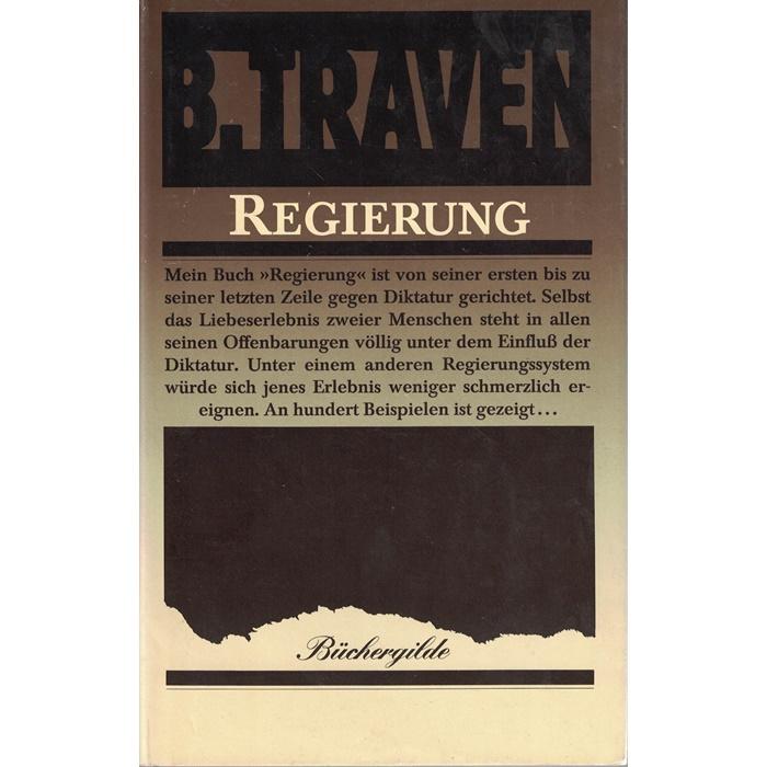B. Traven - Regierung - Roman