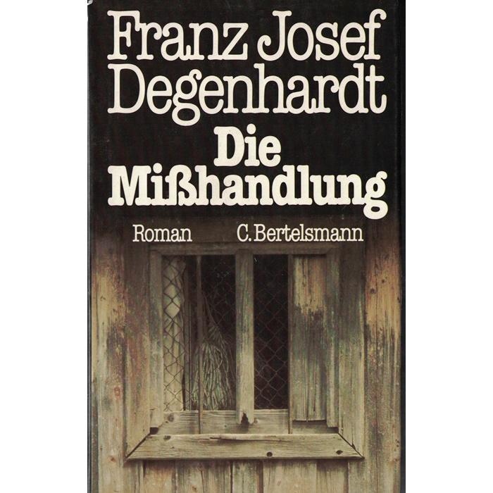 Franz Josef Degenhardt - Die Mißhandlung - oder Der freihändige Gang über das Geländer der S-Bahn-Brücke