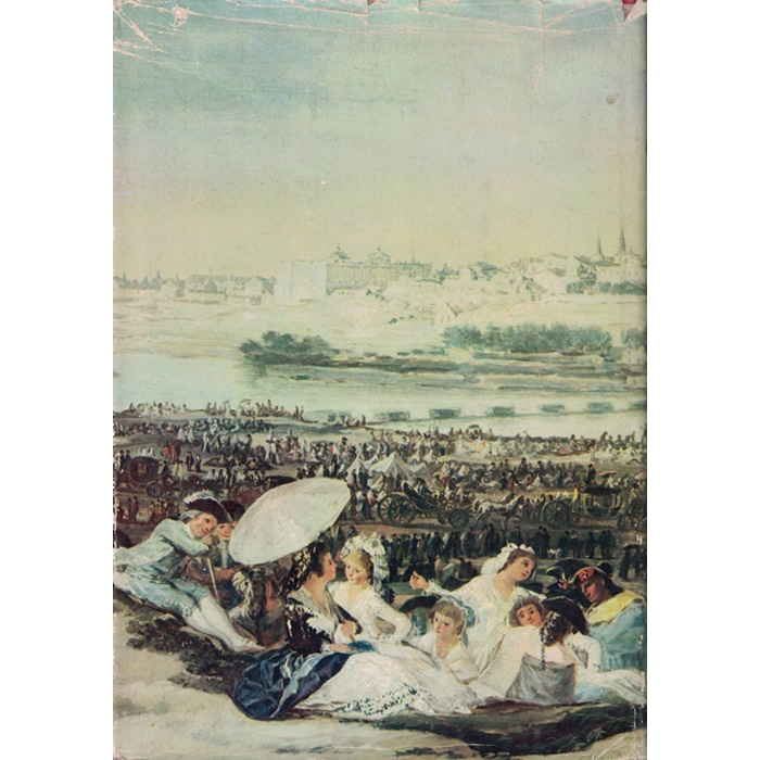 Lion Feuchtwanger – Goya