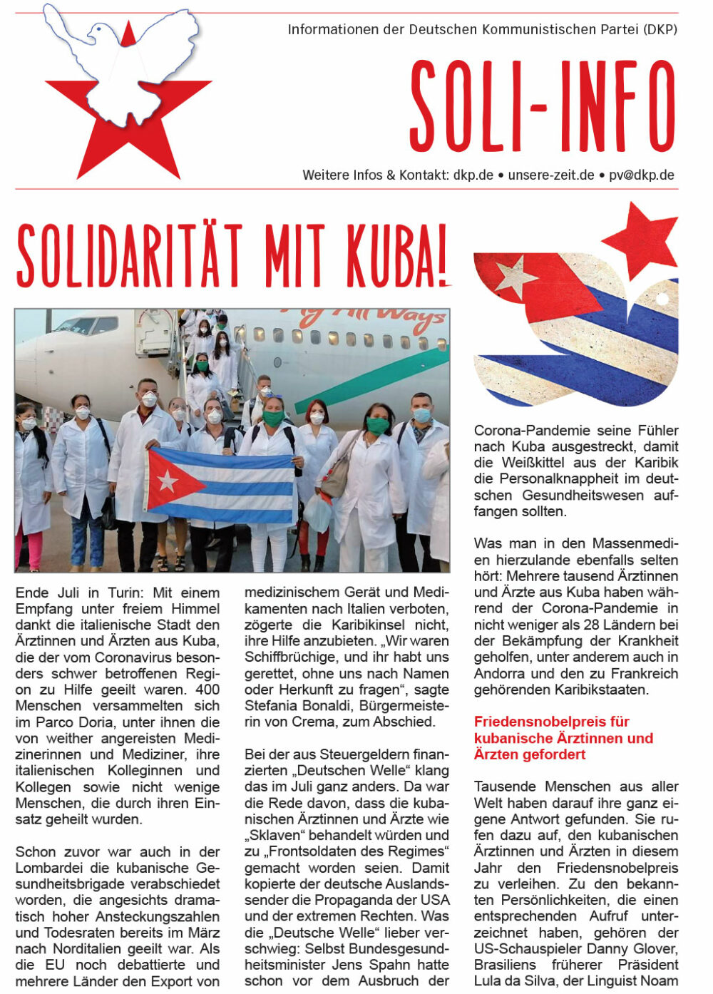 DKP-Soli-Info-Kuba