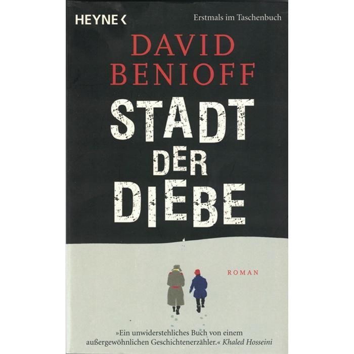 David Benioff - Stadt der Diebe - Roman