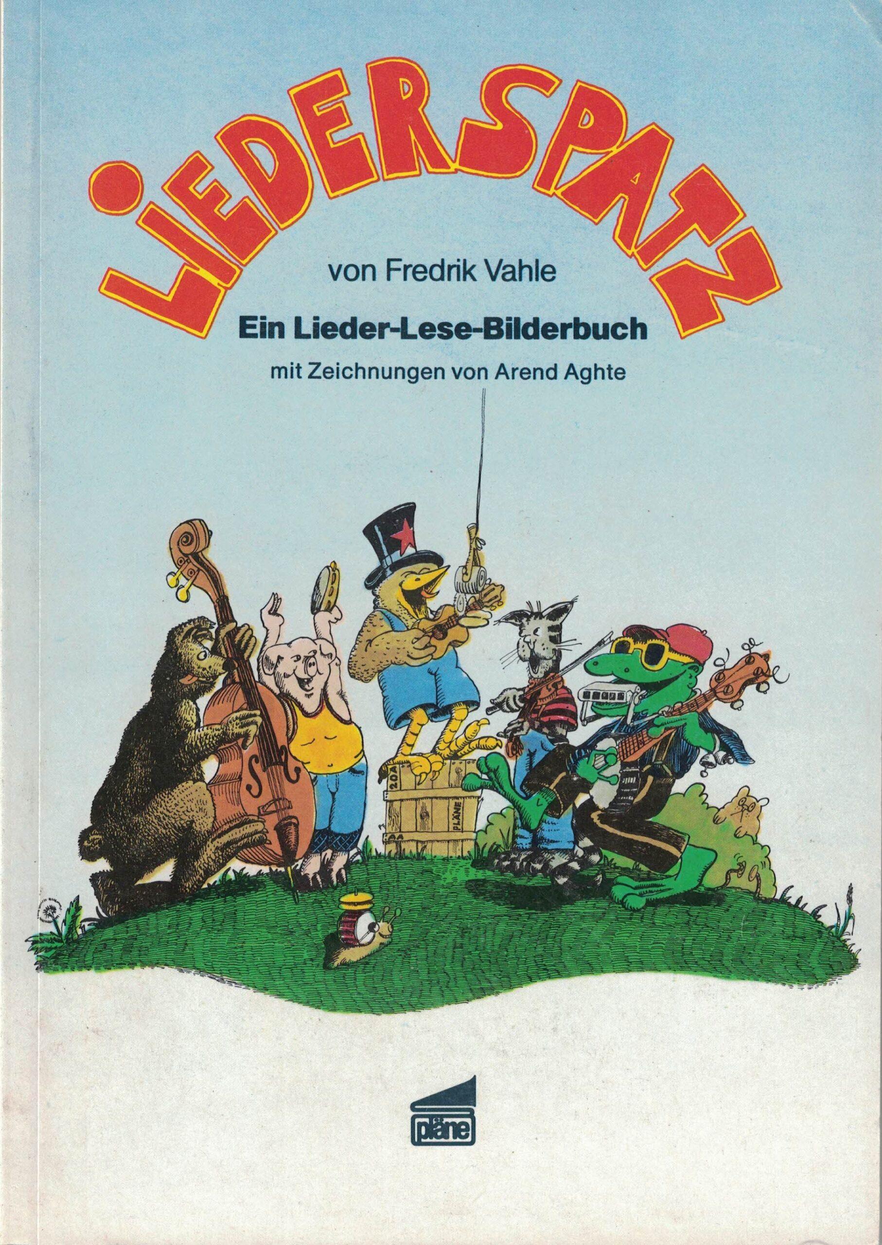 Fredrik Vahle - Liederspatz