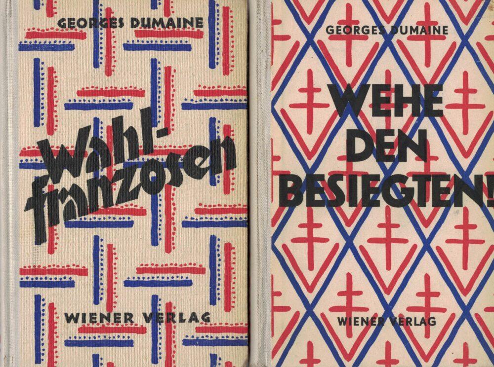 George Dumaine - Wehe den Besiegten - Wahlfranzosen