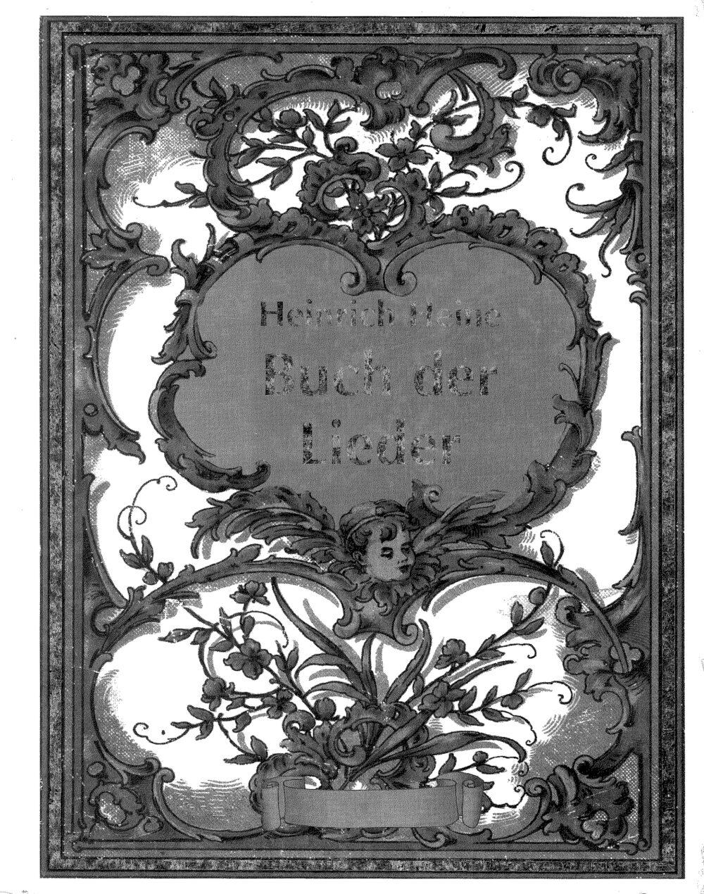 Heinrich Heine - Buch der Lieder