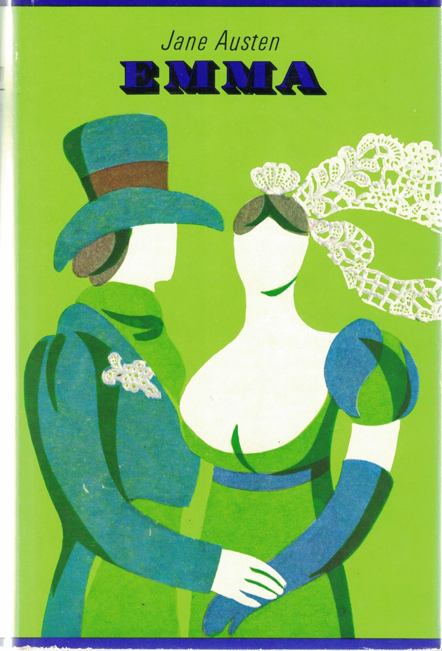Jane Austen - Emma - Roman