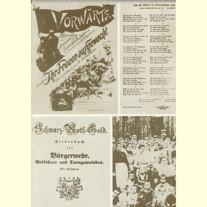 Inge Lammel - Arbeitermusikkultur in Deutschland 1844 - 1945 - Bilder und Dokumente