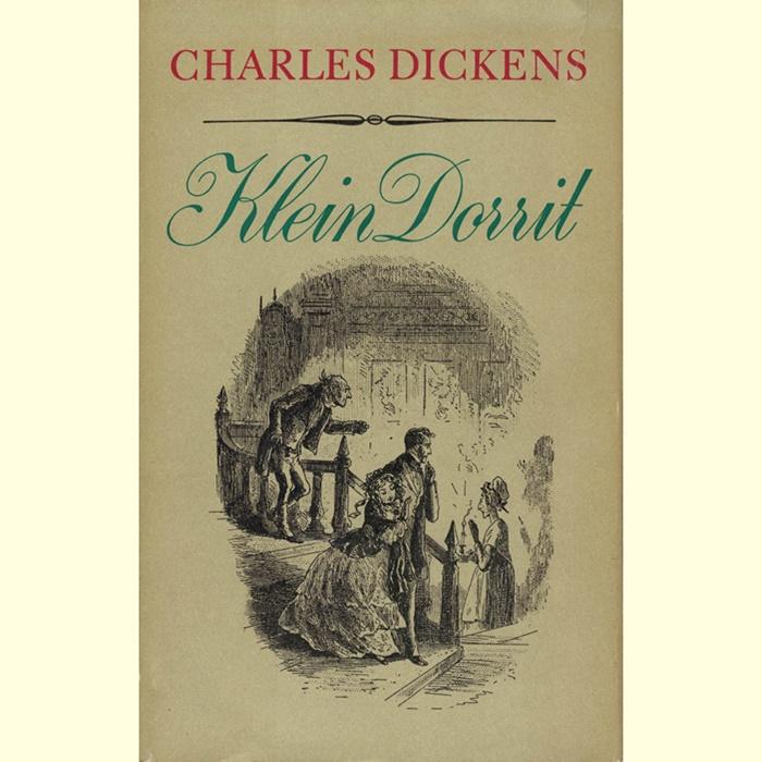 Charles Dickens -. Klein Dorrit - 2 Bände - Gesammelte Werke in Einzelausgaben
