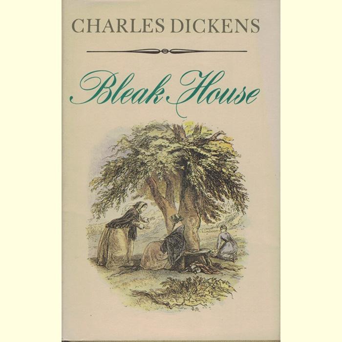 Charles Dickens - Bleak House - Gesammelte Werke in Einzelausgaben - 2 Bände