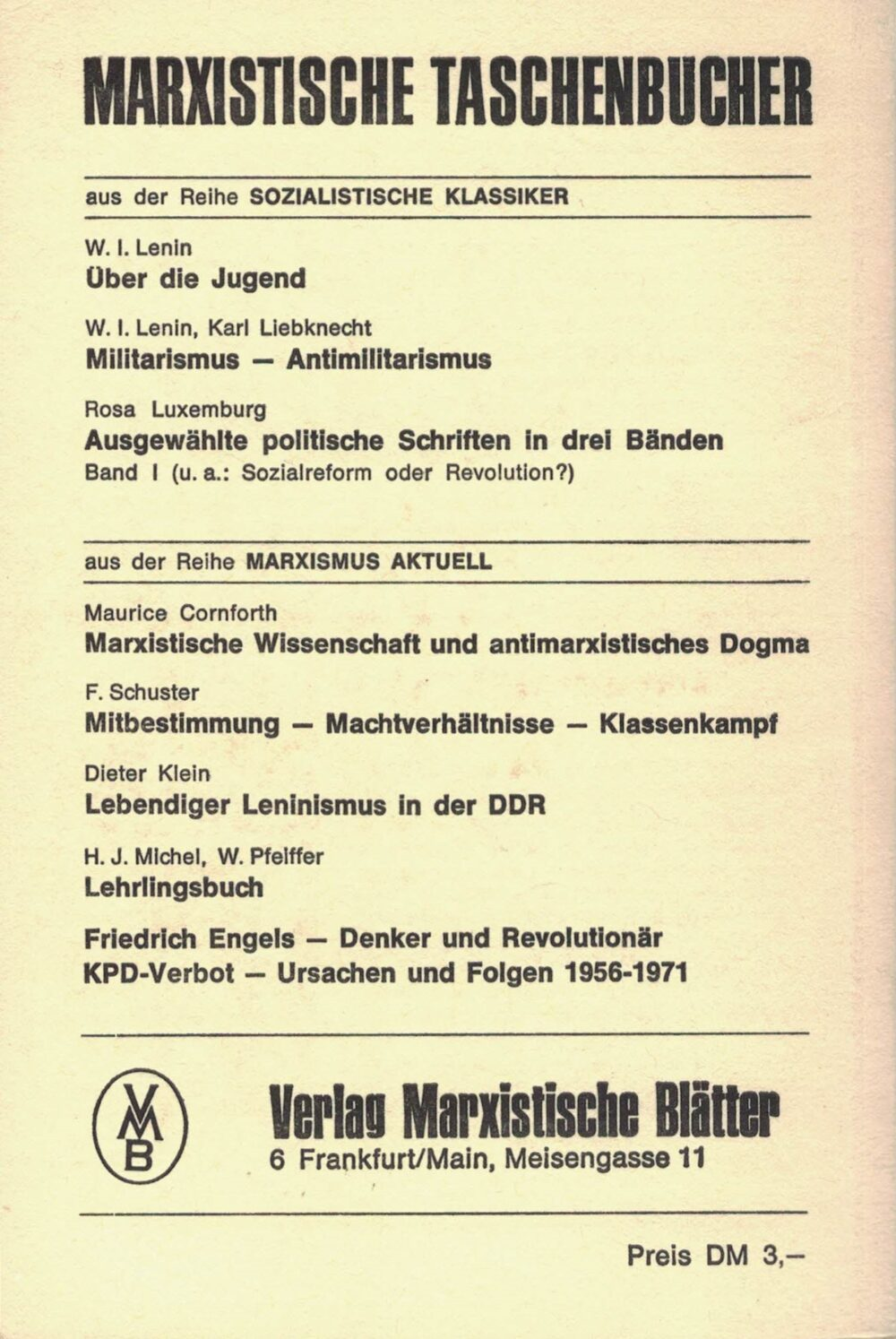 Karl Marx - Der achtzehnte Brumaire des Louis Bonaparte