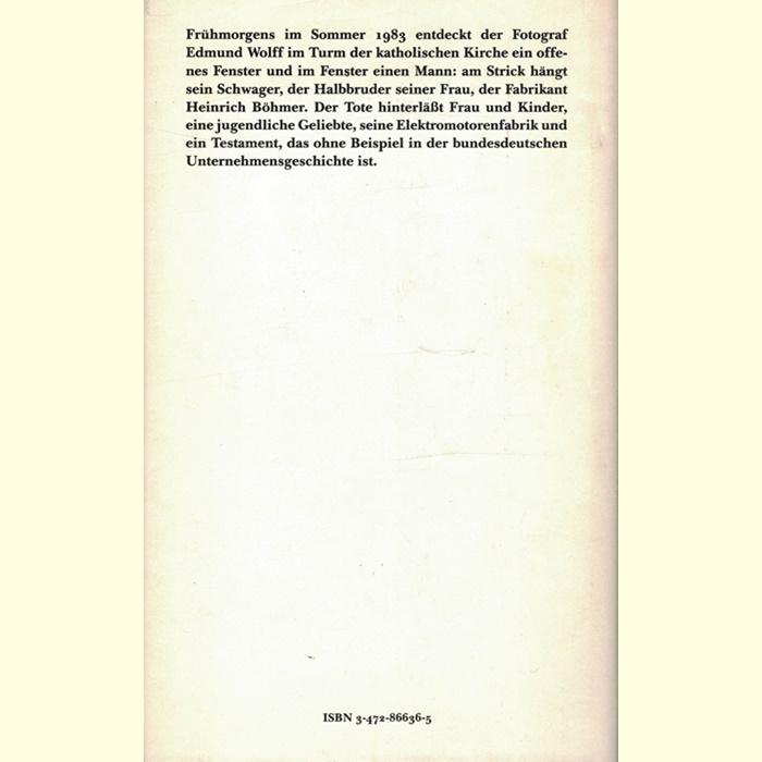 Max von der Grün - Die Lawine - Roman