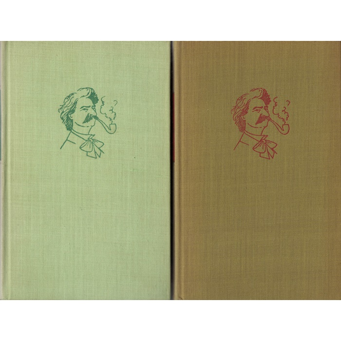 Mark Twain - 4 Bände