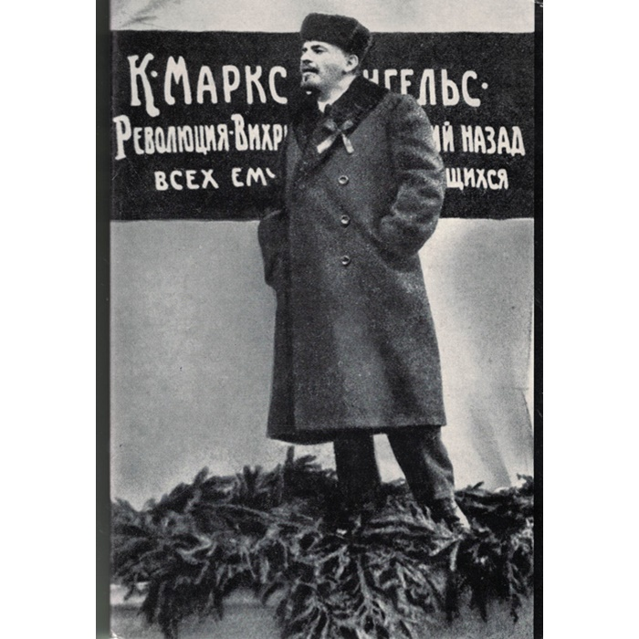 W. I. Lenin - Biographie