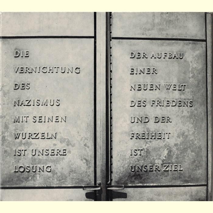 Wolfgang Schneider, Kunst hinter Stacheldraht
