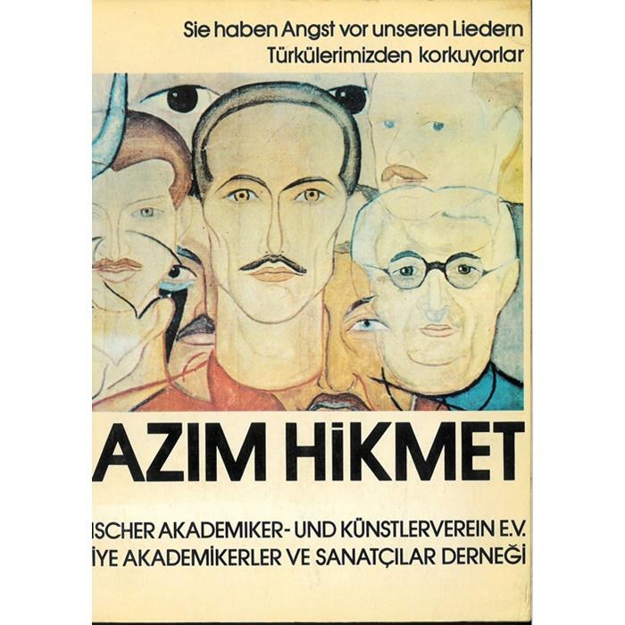 Sie haben Angst vor unseren Liedern - Nazim Hikmet