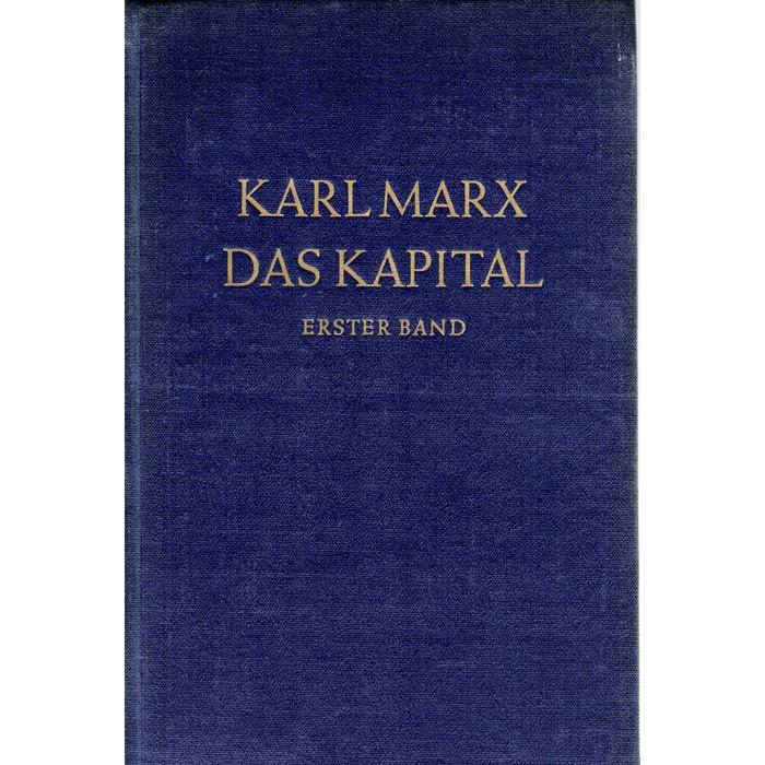 Das Kapital Marx/Engels