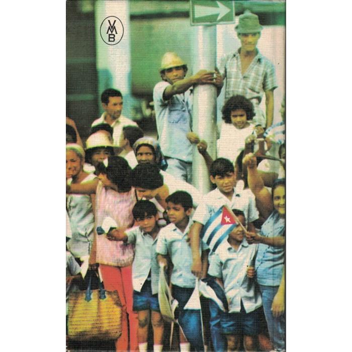 Emilia Grinwitsch, Kubas Weg zur Revolution