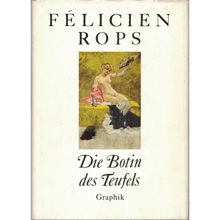 Félicien Rops, Die Botin des Teufels