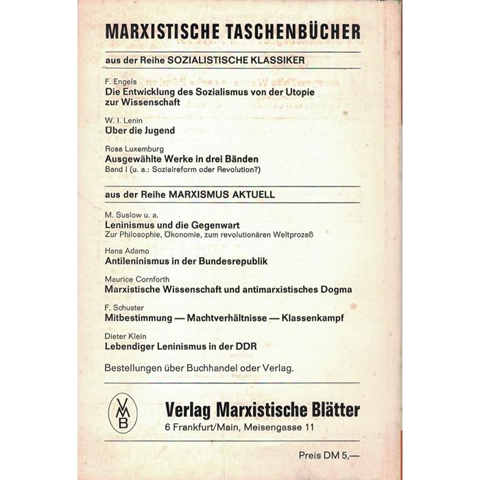 Friedrich Engels - Denker und Revolutionär