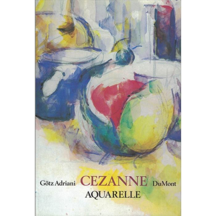 G. Adriani, Cezanne - Aquarelle
