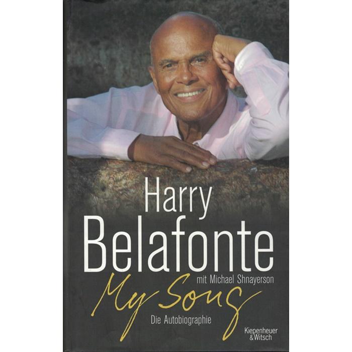 Harry Belafonte, My Song, Die Autobiographie
