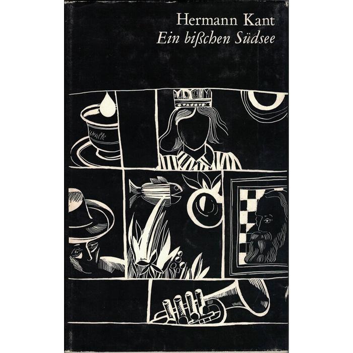 Hermann Kant, Ein bißchen Südsee - Erzählungen