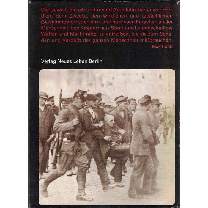 Manfred Gebhardt, Max Hoelz - Wege und Irrwege eines Revolutionärs