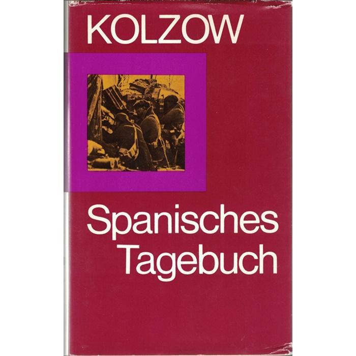 Michail Kolzow, Spanisches Tagebuch