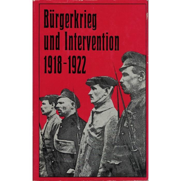 Schmiedel/Schnitter, Bürgerkrieg und Intervention 1918 - 1922