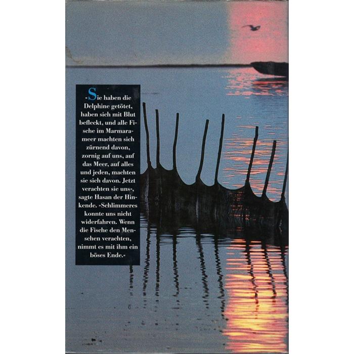 Yasar Kemal, Zorn des Meeres - Roman