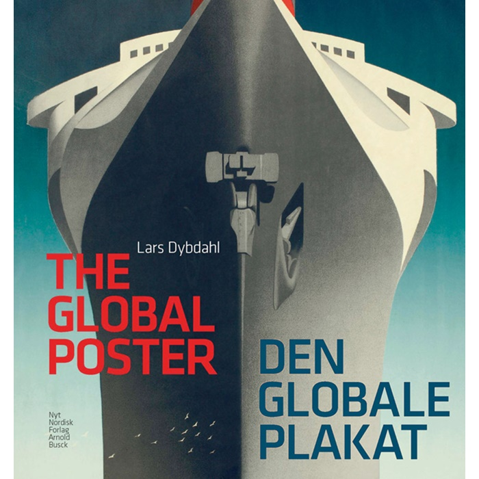 Lars Dybdahl, The global Poster - Den globale Plakat