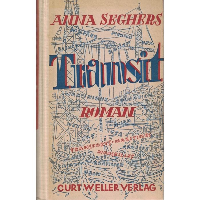 Anna Seghers, Transit - Roman