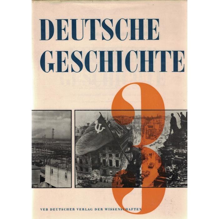 Autorenkollektiv - Deutsche Geschichte in 3 Bänden