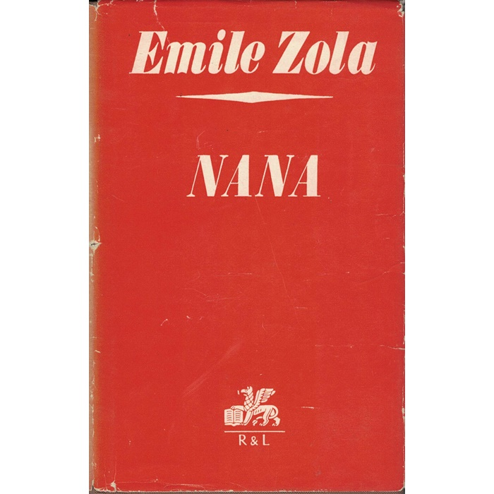 Emile Zola, Nana