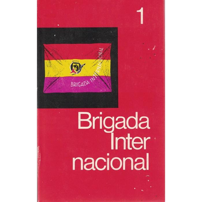 Brigada Internacional - 2 Bände