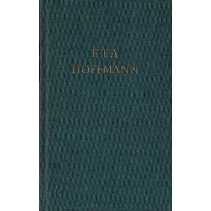 E.T.A Hoffmann - Werke in drei Bänden