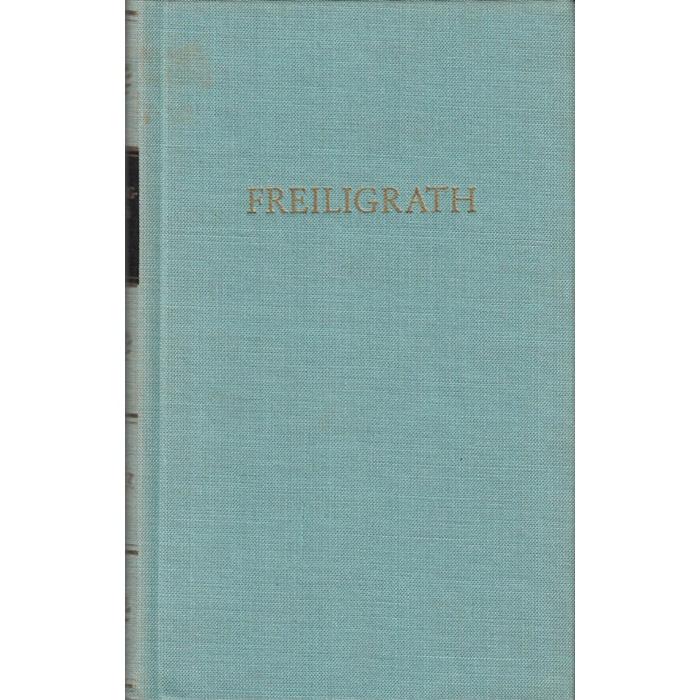 Freiligraths Werke in einem Band