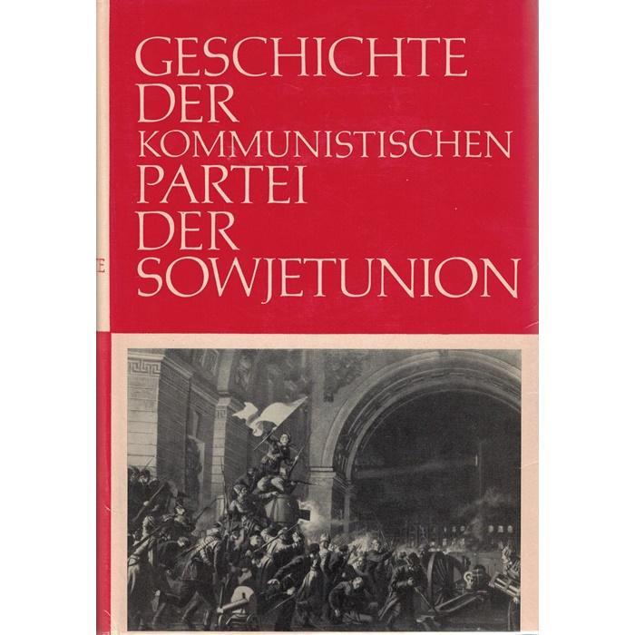 Geschichte der KPdSU in 6 Bänden