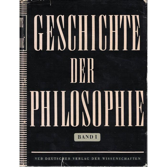 Geschichte der Philosophie - 5 Bände