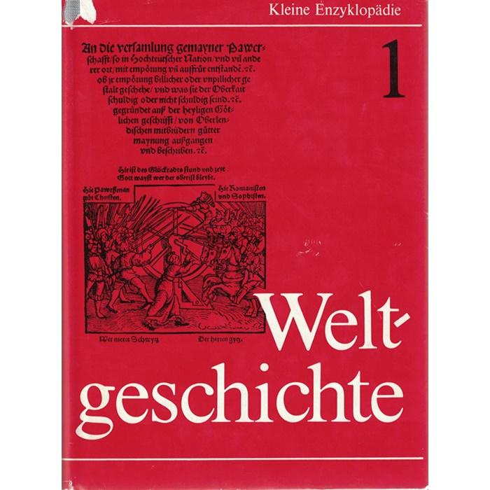 Kleine Enzyklopädie Weltgeschichte - 2 Bände