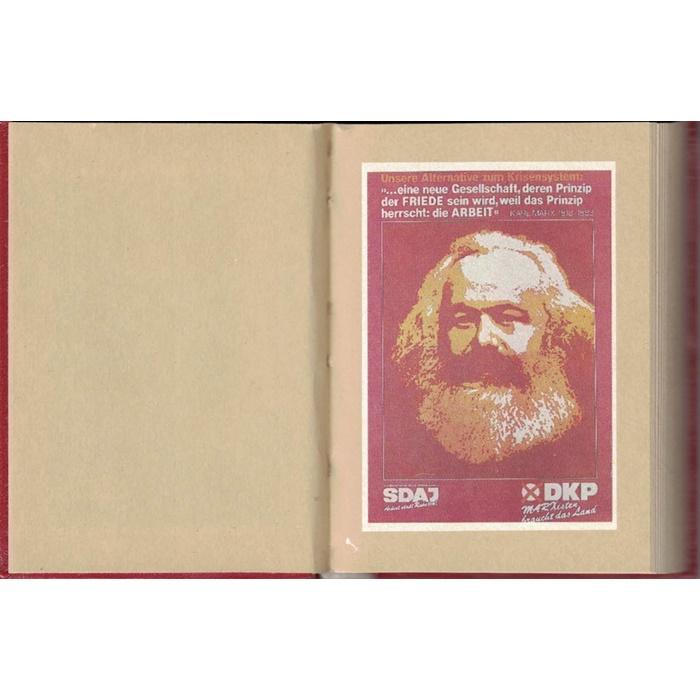 Minibuch - Die Sozialistische Deutsche Arbeiterjugend im Plakat