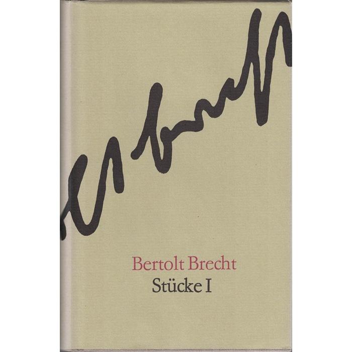 Bertolt Brecht, Werke in 5 Bänden